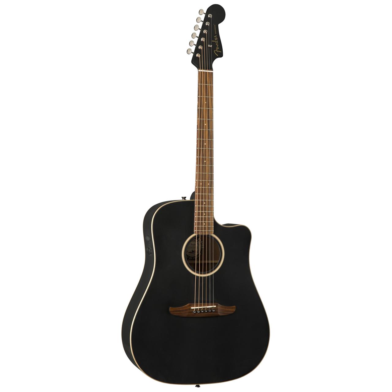 گیتار آکوستیک فندر مدل Redondo Spec Matte Bk W/Bag P