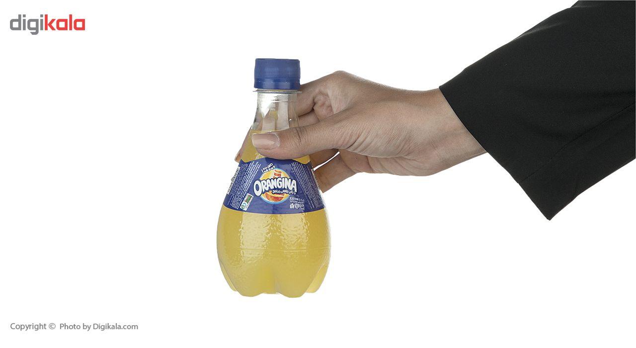 نوشابه گازدار با طعم پرتقال اورنجینا - 320 میلی لیتر main 1 3