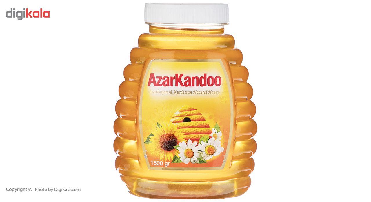 عسل طبیعی آذرکندو - 1.5 کیلوگرم main 1 1