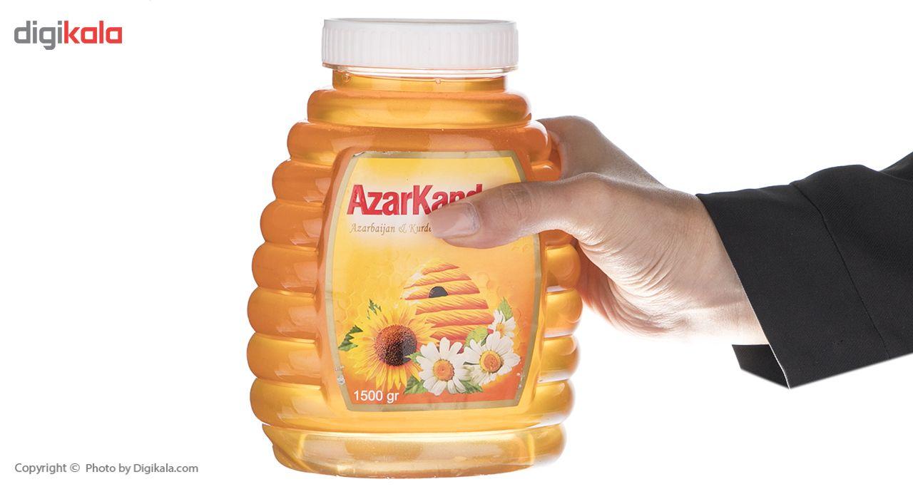 عسل طبیعی آذرکندو - 1.5 کیلوگرم main 1 2