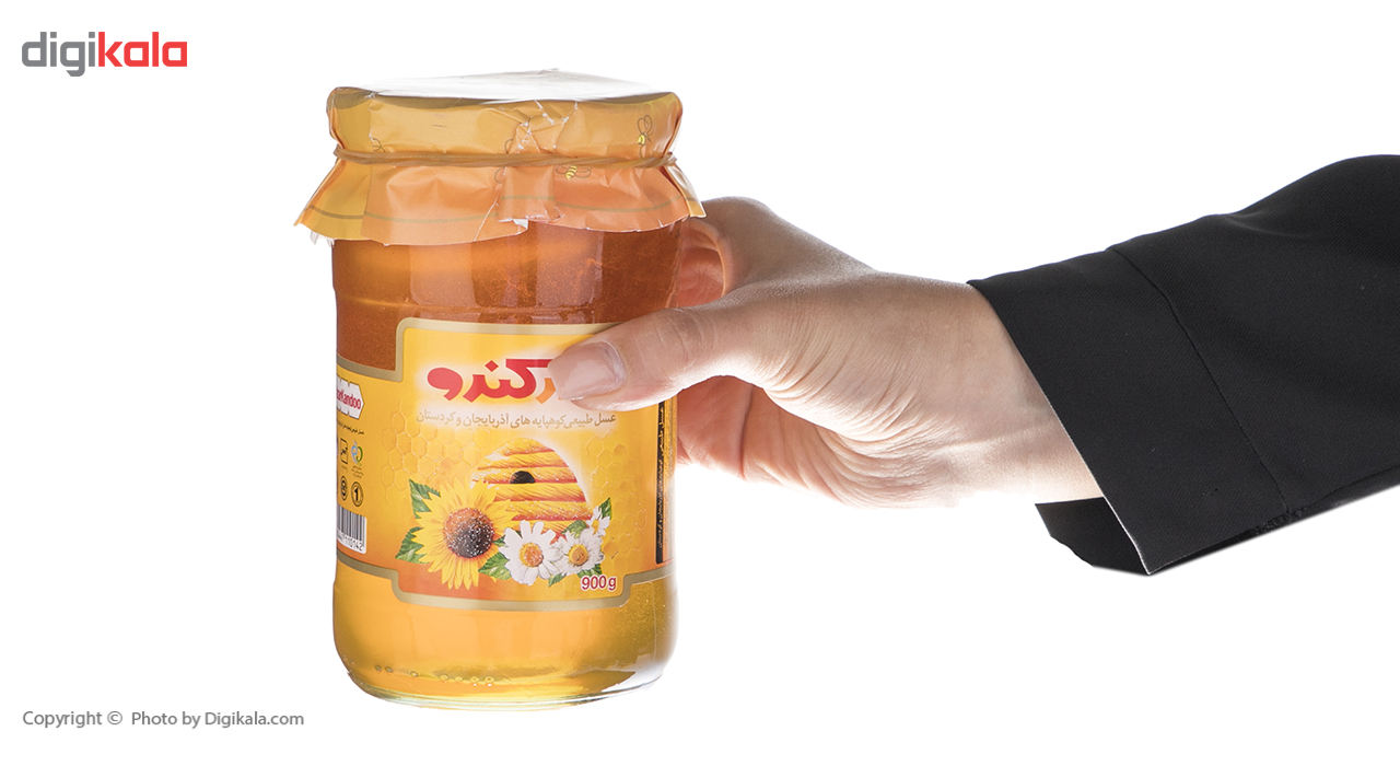 عسل طبیعی آذرکندو - 900 گرم main 1 5