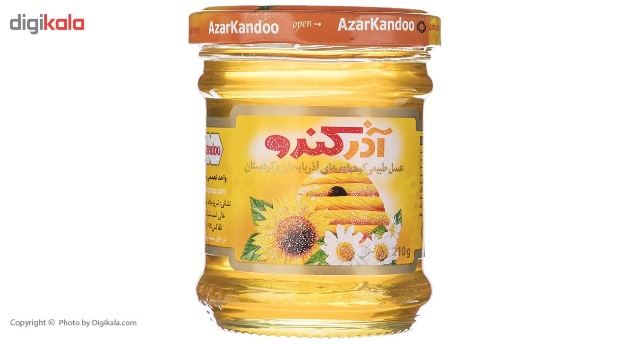 عسل طبیعی آذرکندو - 210 گرم