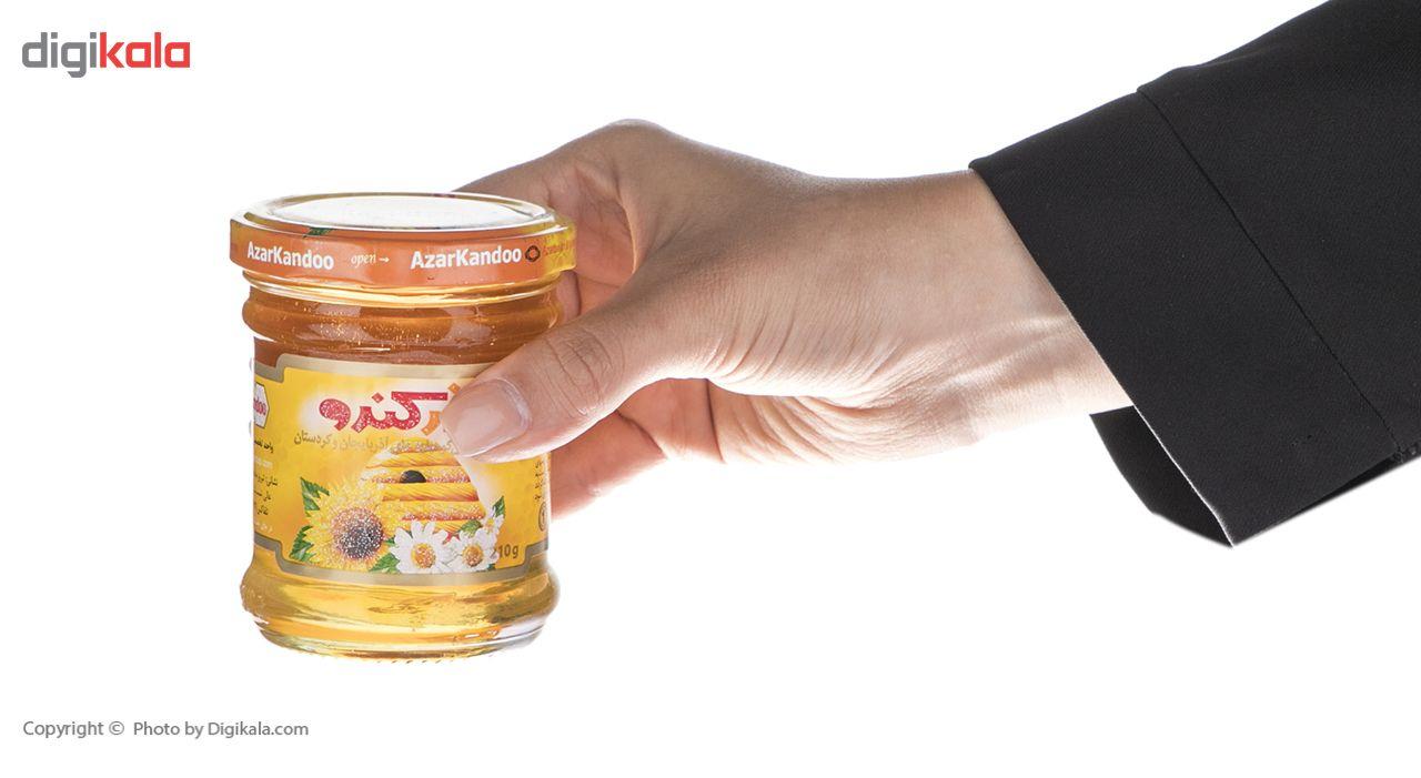 عسل طبیعی آذرکندو - 210 گرم main 1 5