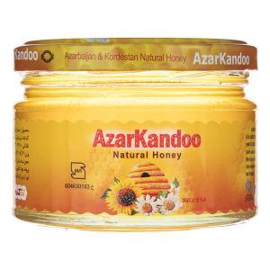 عسل طبیعی آذرکندو مقدار 300 گرم