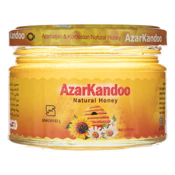عسل طبیعی آذرکندو - 300 گرم