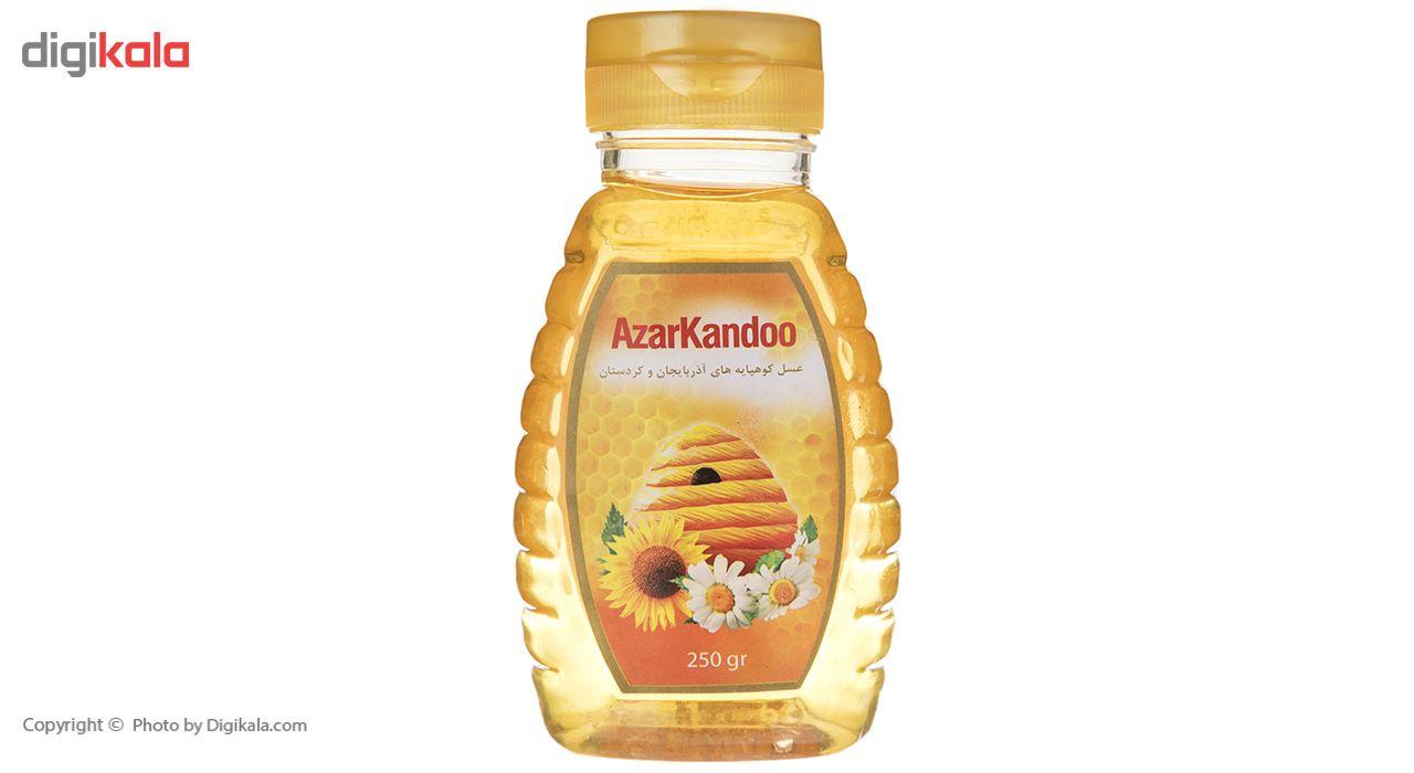 عسل طبیعی آذرکندو - 250 گرم main 1 2