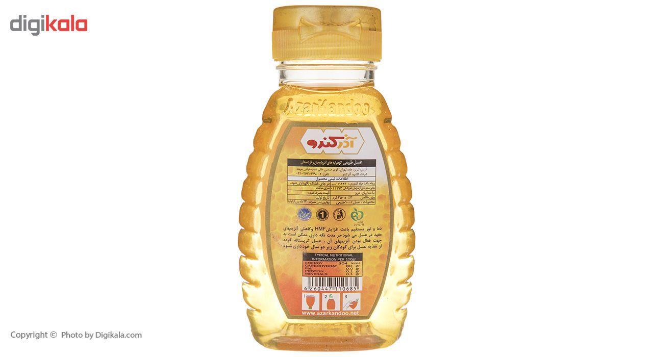 عسل طبیعی آذرکندو - 250 گرم main 1 3