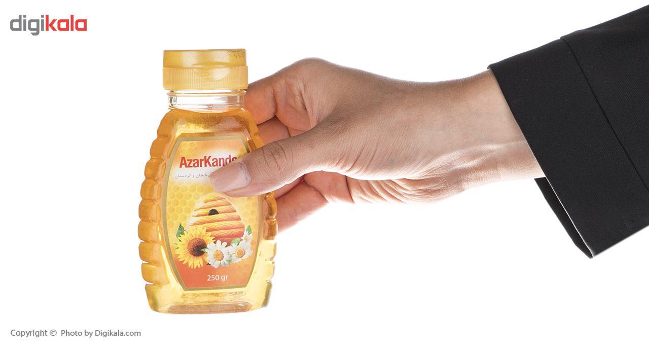 عسل طبیعی آذرکندو - 250 گرم main 1 4