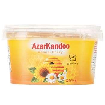 عسل طبیعی آذرکندو - 220 گرم