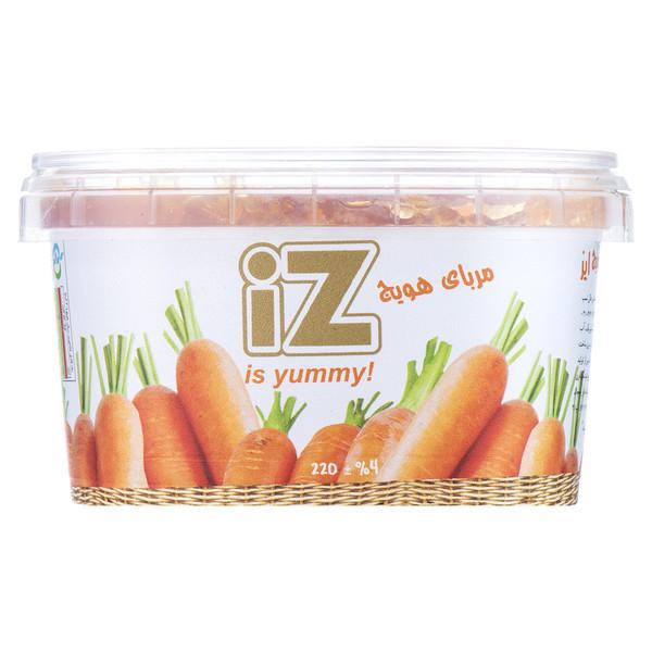 مربا هویج ایز - 220 گرم