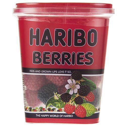 پاستیل هاریبو مدل Berries مقدار 175 گرم