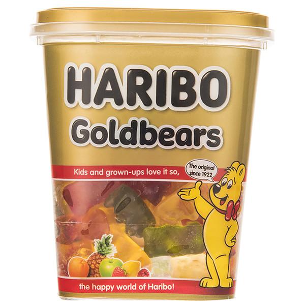 پاستیل هاریبو مدل Gold Bears مقدار 175 گرم