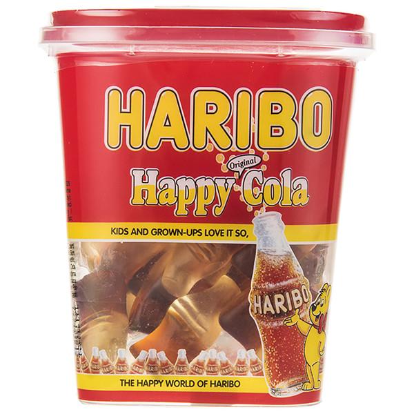 پاستیل هاریبو مدل Happy Original Cola مقدار 175 گرم