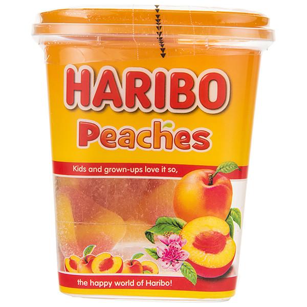 پاستیل هاریبو مدل Peaches مقدار 175 گرم