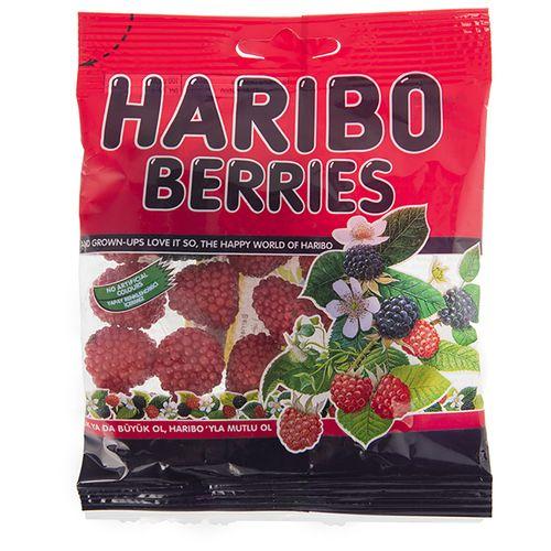پاستیل هاریبو مدل Berries مقدار 70 گرم
