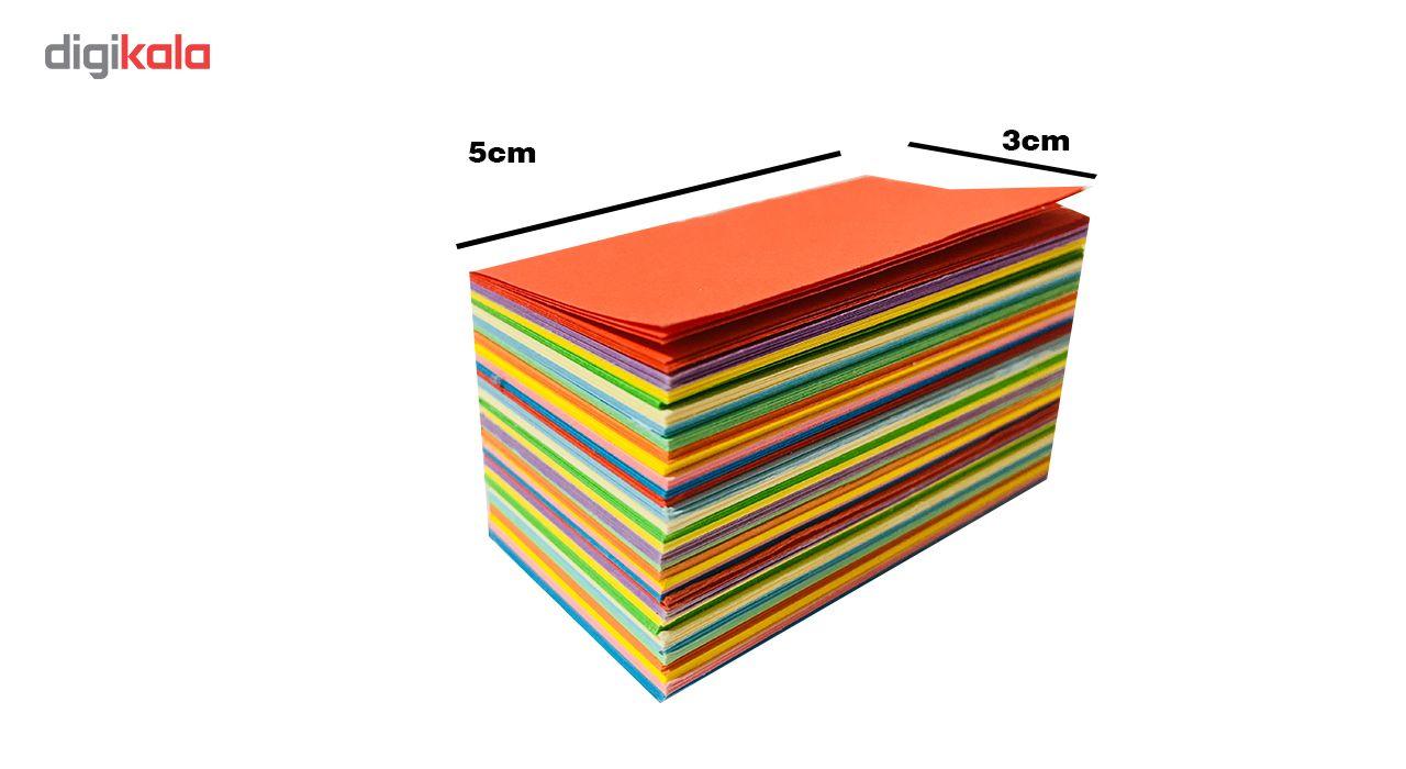 کاغذ یادداشت 10 رنگ مدل Stc36 main 1 1