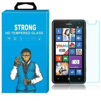 محافظ صفحه نمایش شیشه ای تمپرد مدل Strong مناسب برای گوشی نوکیا Lumia 625