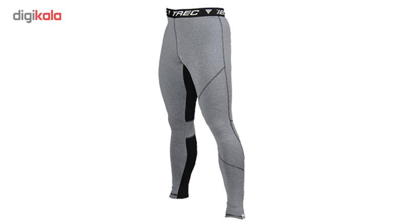 لگ ورزشی مردانه ترِک ویر مدل 002 Gray