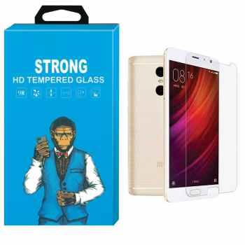 محافظ صفحه نمایش شیشه ای تمپرد مدل Strong مناسب برای گوشی شیاومی Redmi Pro