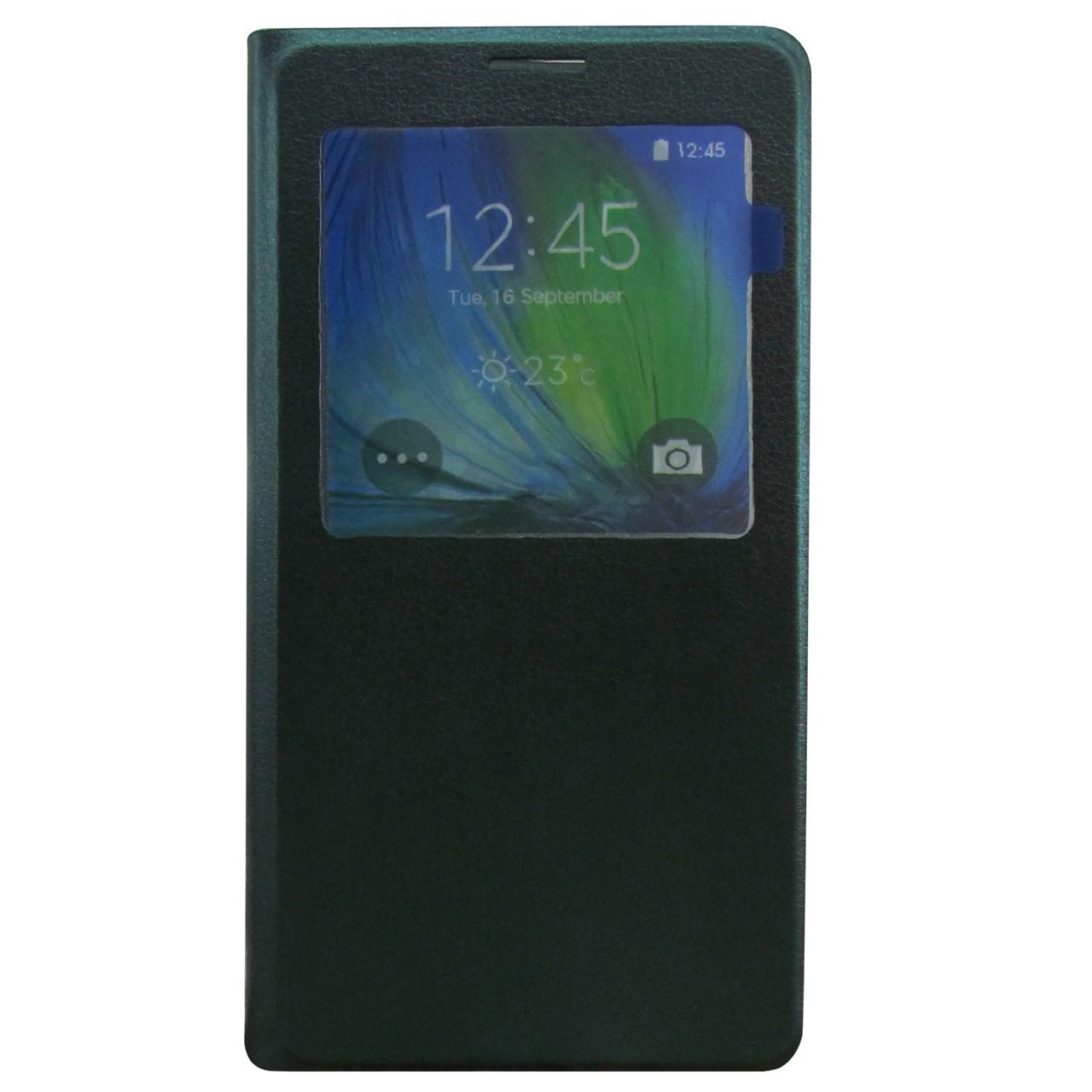 کیف گوشی مدلBook Cover مناسب برای گوشی موبایل سامسونگ گلکسی S6 Edge Plus