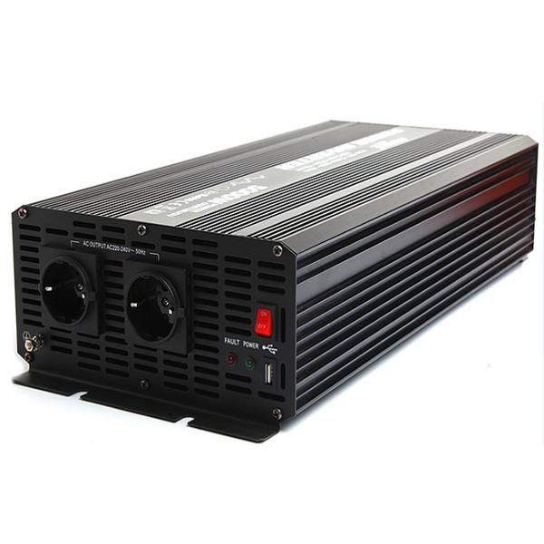 اینورتر کارسپا مدل CAR 5K-48 ظرفیت 5000 وات