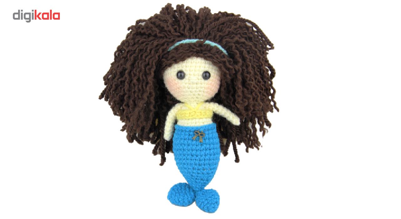 عروسک بافتنی مدل ty24