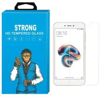 محافظ صفحه نمایش شیشه ای تمپرد مدل Strong مناسب برای گوشی شیاومی Redmi 5A