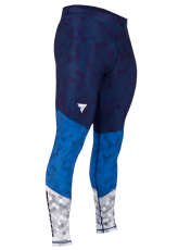 لگ ورزشی مردانه ترِک ویر مدل 008 Blue -  - 1