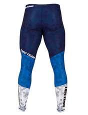 لگ ورزشی مردانه ترِک ویر مدل 008 Blue -  - 3