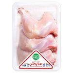ران مرغ بی پوست مهیا پروتئین مقدار  0.9 کیلوگرم thumb