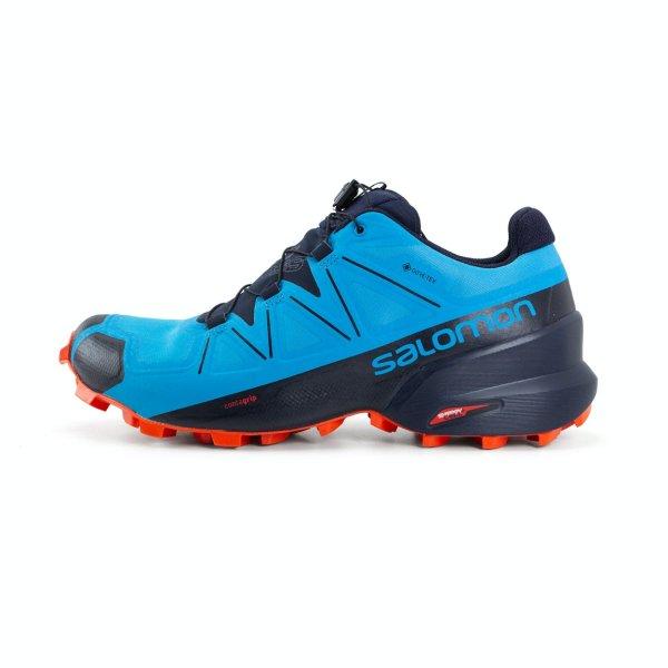 کفش پیاده روی مردانه سالومون مدل 413827