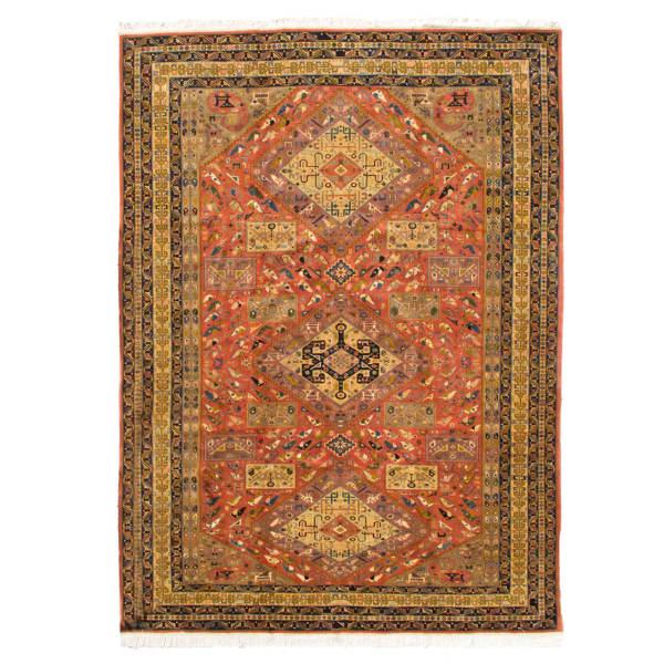 فرش دستبافت دوازده متری سلام کد 3079