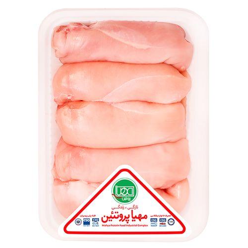 سینه مرغ بی استخوان مهیا پروتئین مقدار 1.8 کیلوگرم