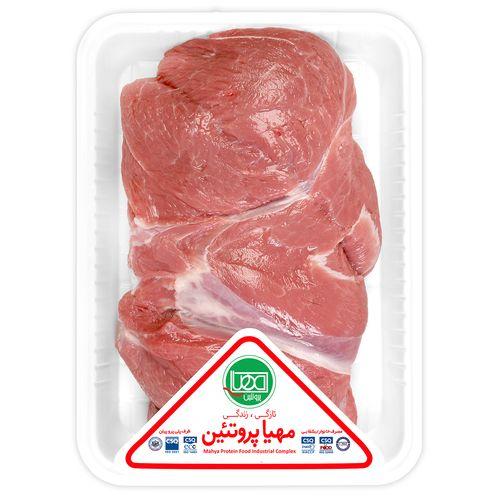 خورشتی بدون استخوان گوسفند مهیا پروتئین مقدار 1 کیلوگرم