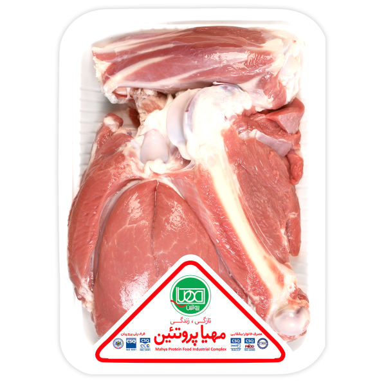 ران گوسفندی داخلی مهیا پروتئین مقدار 2 کیلوگرم