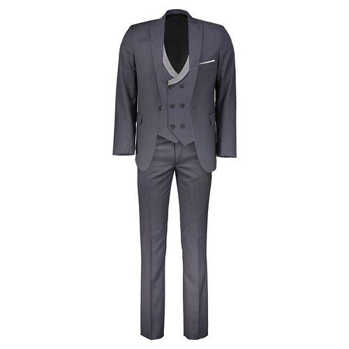 کت و شلوار مردانه مدل weste gray