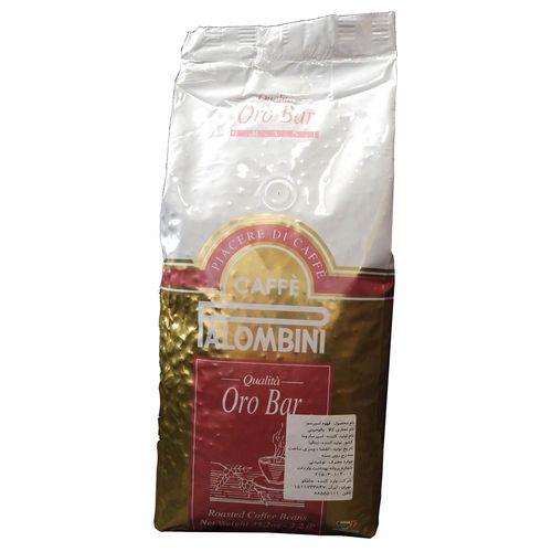 دانه قهوه پالومبینی مدل ORO BAR مقدار 1000 گرمی