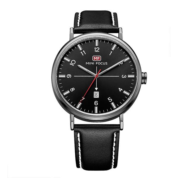 ساعت مچی عقربه ای مردانه مینی فوکوس مدل mf0019g.03