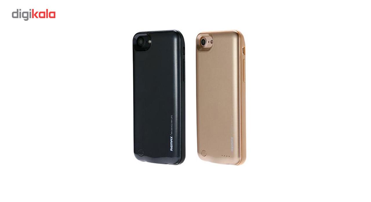 کاور شارژ ریمکس مدل PN-01 مناسب برای گوشی موبایل اپل آیفون 7