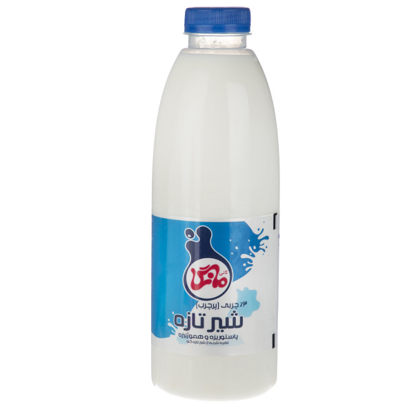 شیر پر چرب مانگا مقدار 0.946 لیتر