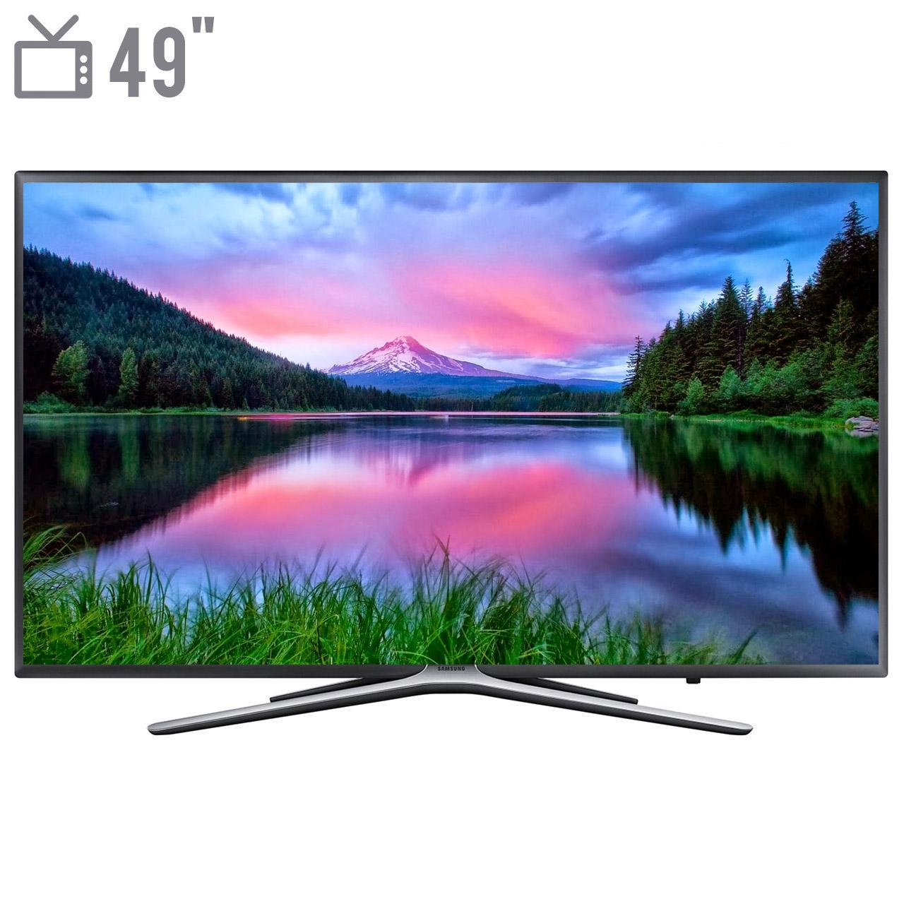 تلویزیون ال ای دی هوشمند سامسونگ مدل 49N6900 سایز 49 اینچ