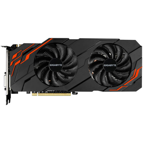 کارت گرافیک گیگابایت مدل GeForce GTX 1070 Ti WINDFORCE 8G