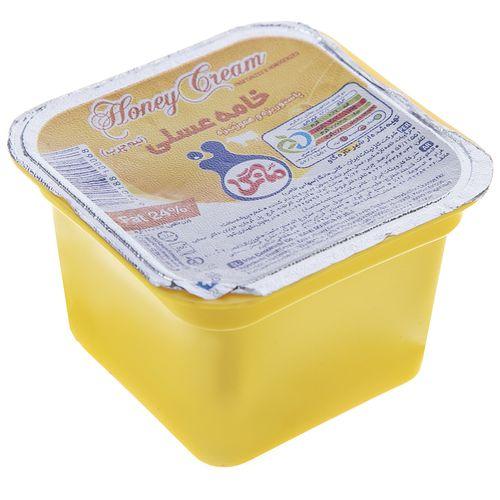 خامه عسلی کانی مانگا مقدار 100 گرم