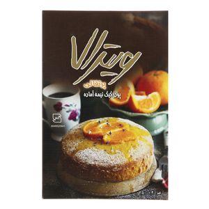 پودر کیک پرتقالی ویترای مقدار 500 گرم