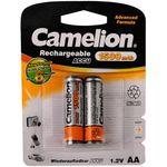 باتری قلمی قابل شارژ کملیون مدل ACCU 1500mAh بسته 2 عددی thumb