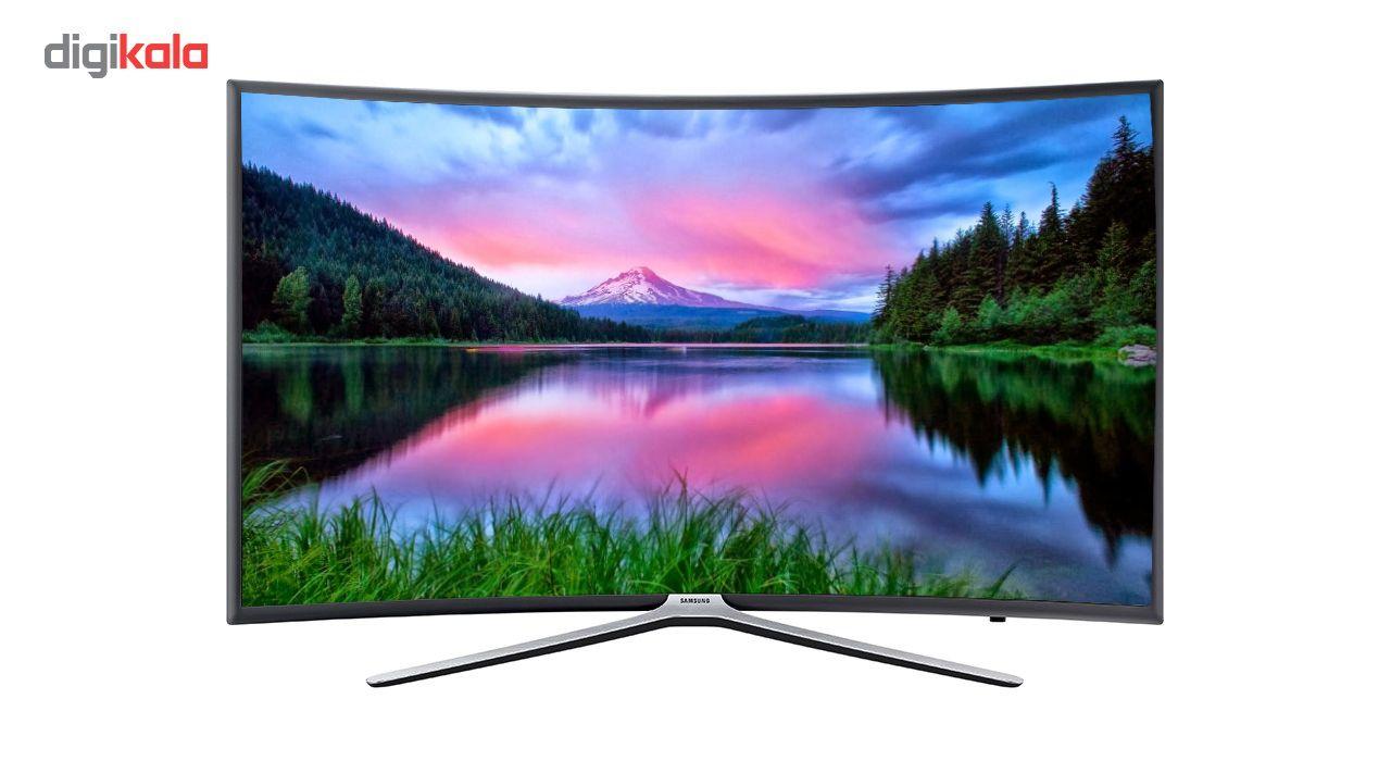 تلویزیون ال ای دی هوشمند خمیده سامسونگ مدل 49N6950 سایز 49 اینچ main 1 1