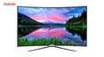 تلویزیون ال ای دی هوشمند خمیده سامسونگ مدل 49N6950 سایز 49 اینچ thumb 1