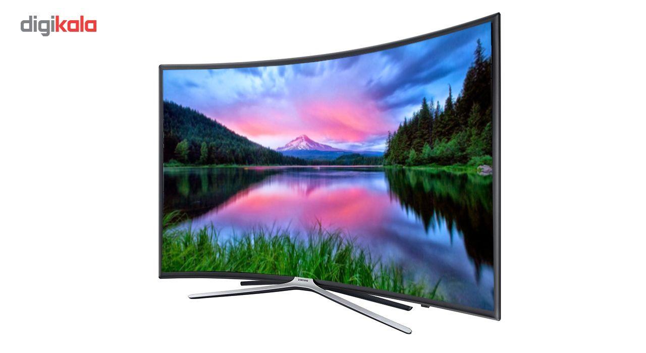 تلویزیون ال ای دی هوشمند خمیده سامسونگ مدل 49N6950 سایز 49 اینچ main 1 2