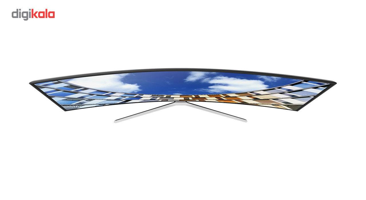 تلویزیون ال ای دی هوشمند خمیده سامسونگ مدل 49N6950 سایز 49 اینچ main 1 5