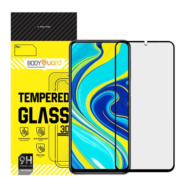 محافظ صفحه نمایش مات بادیگارد مدل MX مناسب برای گوشی موبایل شیائومی Redmi Note 9S